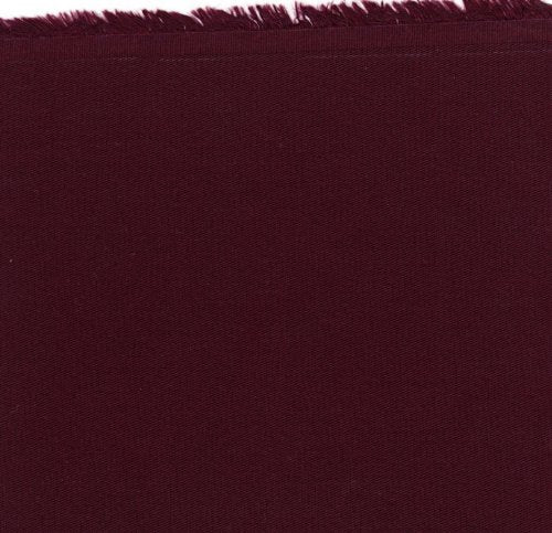Buckwheat Zafu, Zabuton and Support Meditation Cushion Set (3pc), Burgundy