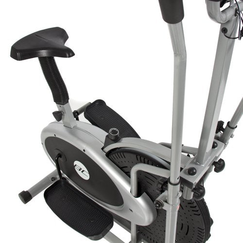 a6a3dba507ae ... Best Choice Products Elliptical Bike 2 In 1 Cross Trainer Exercise  Fitness Machine Upgraded Model ...