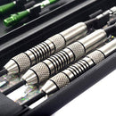 Image of CUESOUL Tungsten Steel Tip Darts 90% Tungsten - Precise Barrels 24 Grams
