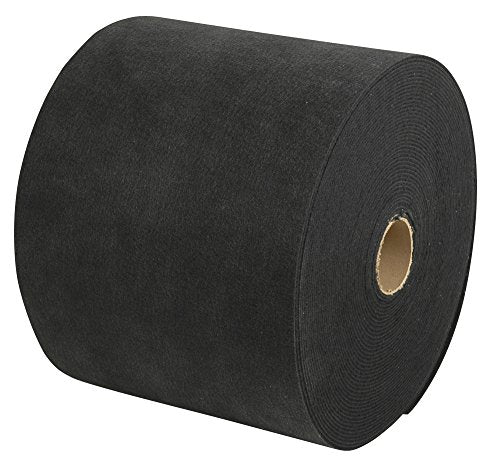 "Ce Smith Trailer Roll Carpet, Black, 18"" X 18'  Replacement Parts And Accessories For Your Ski Boat,"