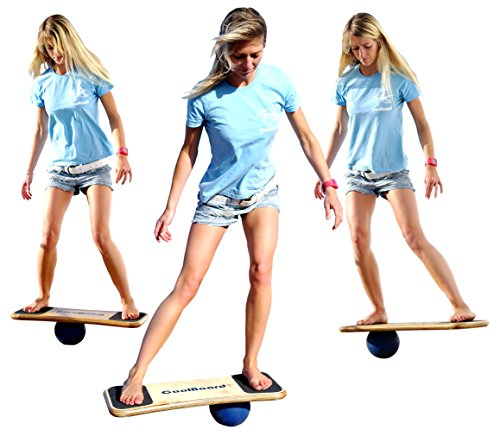 Cool Board 3 D/360 Balance Board   Forget The Roller & Join The 3 D / 360 (R) Evolution   Medium