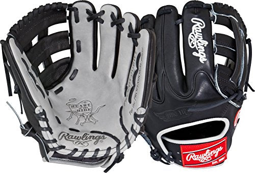 Rawlings Heart Of The Hide Baseball Glove, Regular, Pro H Web, 11 3/4 Inch