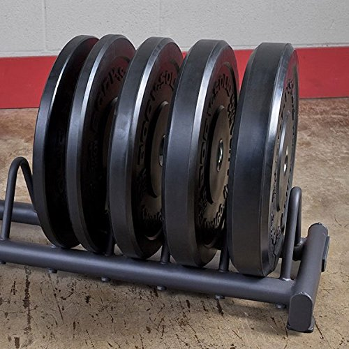 "Body Solid Obpx15 15 Lb Chicago Extreme Bumper, 17.72"", Full Commercial"