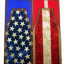 Image of Dermalicious Old Glory Cotton Ripstop Wrist Wraps