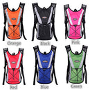 Image of Monvecle Hydration Pack Water Rucksack Backpack Bladder Bag Cycling Bicycle Bike/Hiking Climbing Pouch + 2L Hydration Bladder