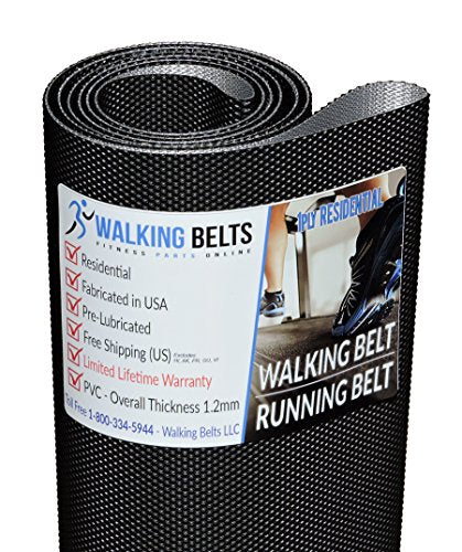 "Walkingbelts Walking Belts Llc   Sport Craft 04001 Tx350 98"" Treadmill Walking Belt"