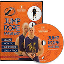 Image of Jump Rope Mastery Dvd   Jump Rope Dvd With Routines, Exercises & Techniques To Improve Fitness, Agil