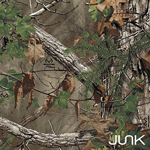 JUNK Brands Big Bang Lite Valley Headband, Realtree Xtra Green, One Size