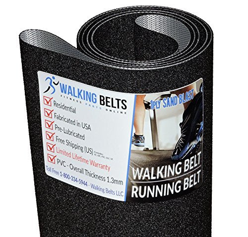Walkingbelts Nautilus Treadmill Running Belt Model Ntr 800.5