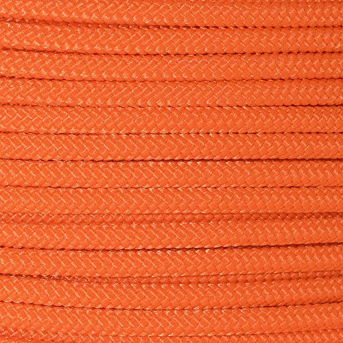 Golberg Premium Polyester Accessory Cord   Usa Made Smooth Braid Minimal Stretch Rope   (250 Feet X