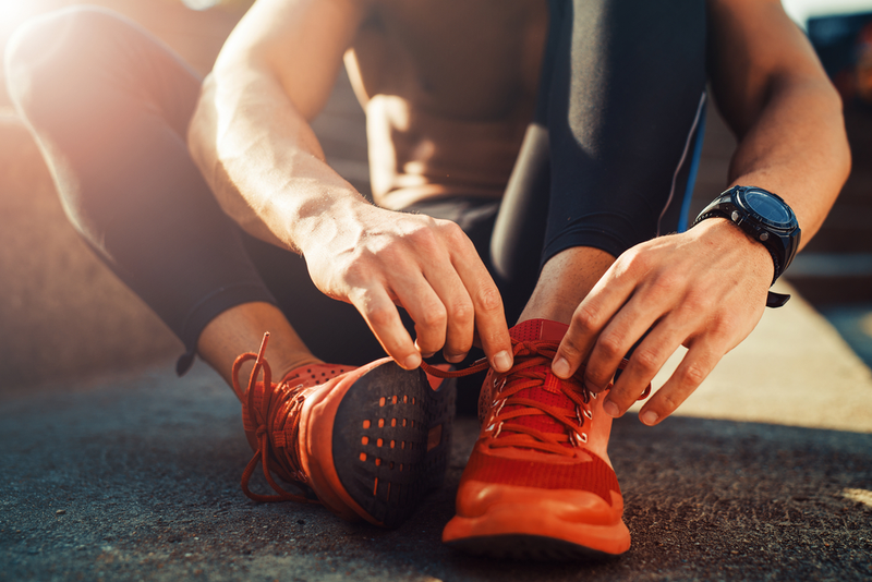Running Shoes Giving You Skin Allergies? Here's How to Prevent That