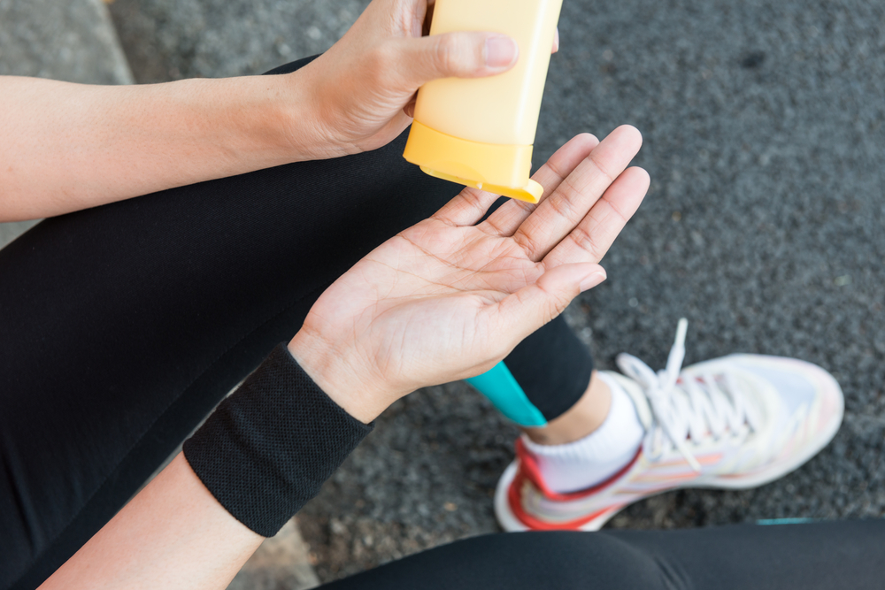 How to Prevent Breakouts and other Skin Problems When Exercising