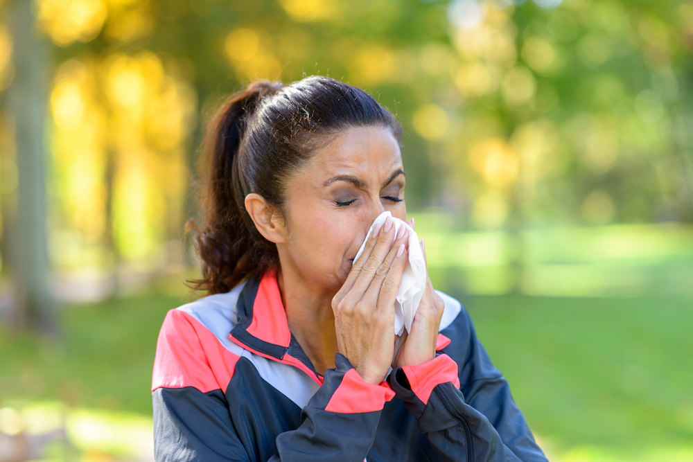 Playing it Safe: Tips for Athletes with Allergies