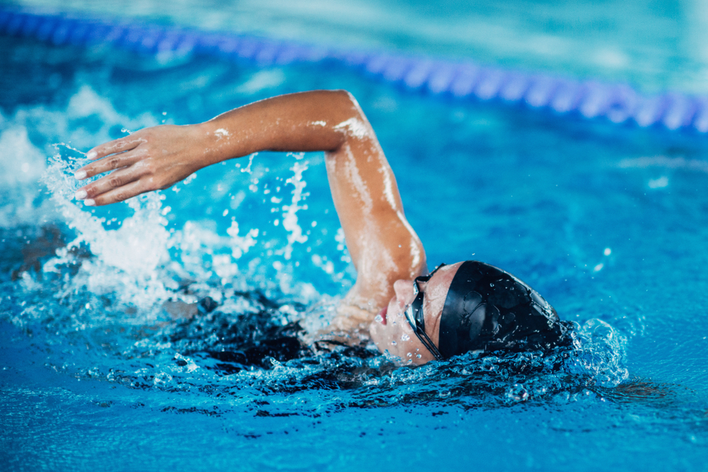 Why Swimming is the Best Workout