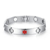 Unique Medical id bracelets For Men