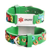 EPILEPSY bracelets for kids-Carousel
