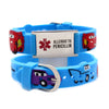 Allergic to Penicillin Bracelet for Boys-Cars