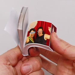 Flip Book Printing - Fun Snaps Photo Booth