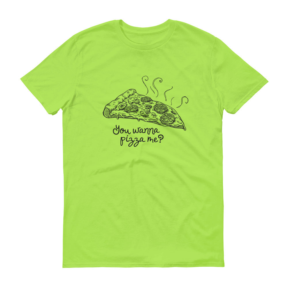Adorable You Wanna Pizza Me? T-Shirt