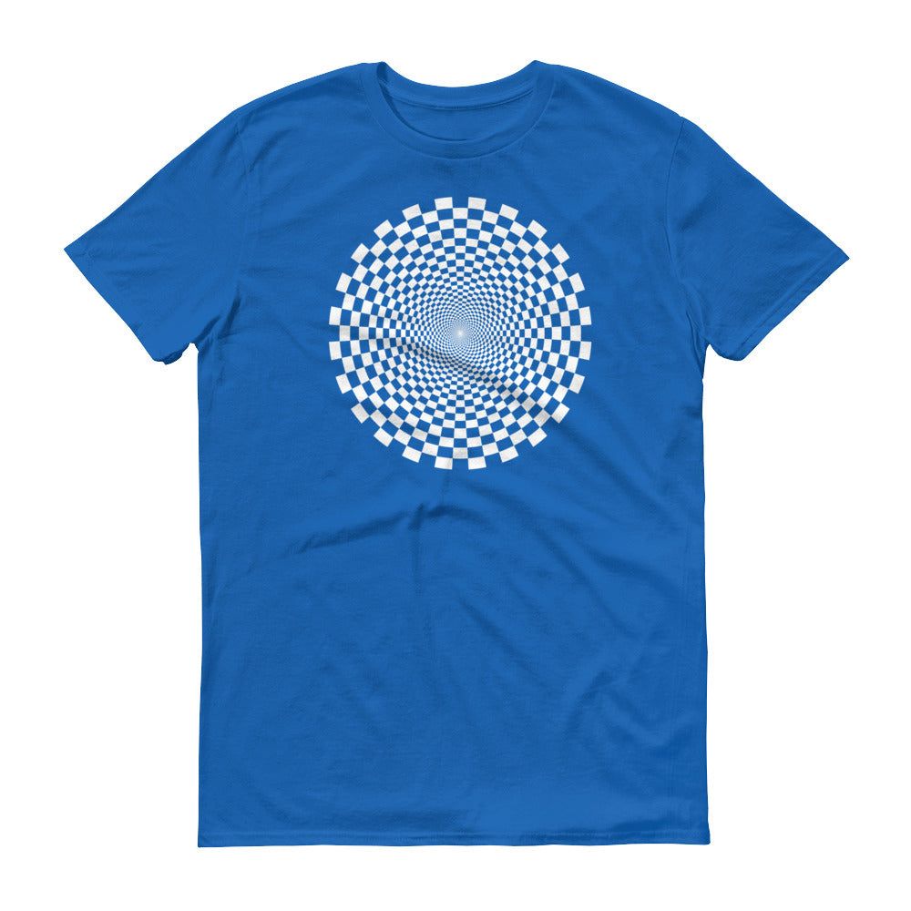 Concentric (white) Short-Sleeve T-Shirt
