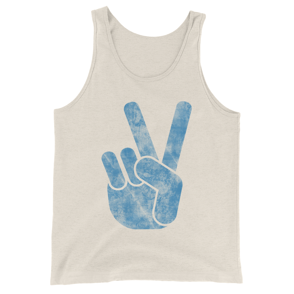Peace Sign Unisex  Tank Top