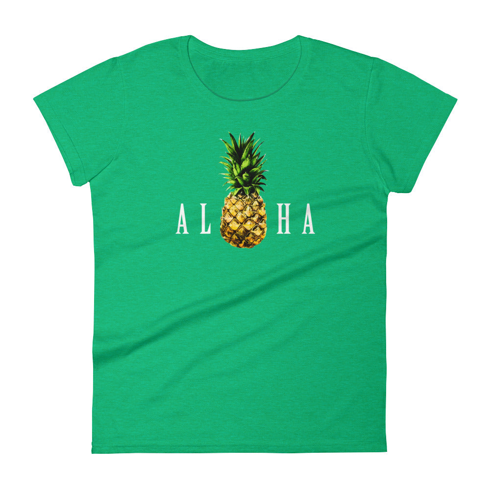 Aloha Women's short sleeve t-shirt