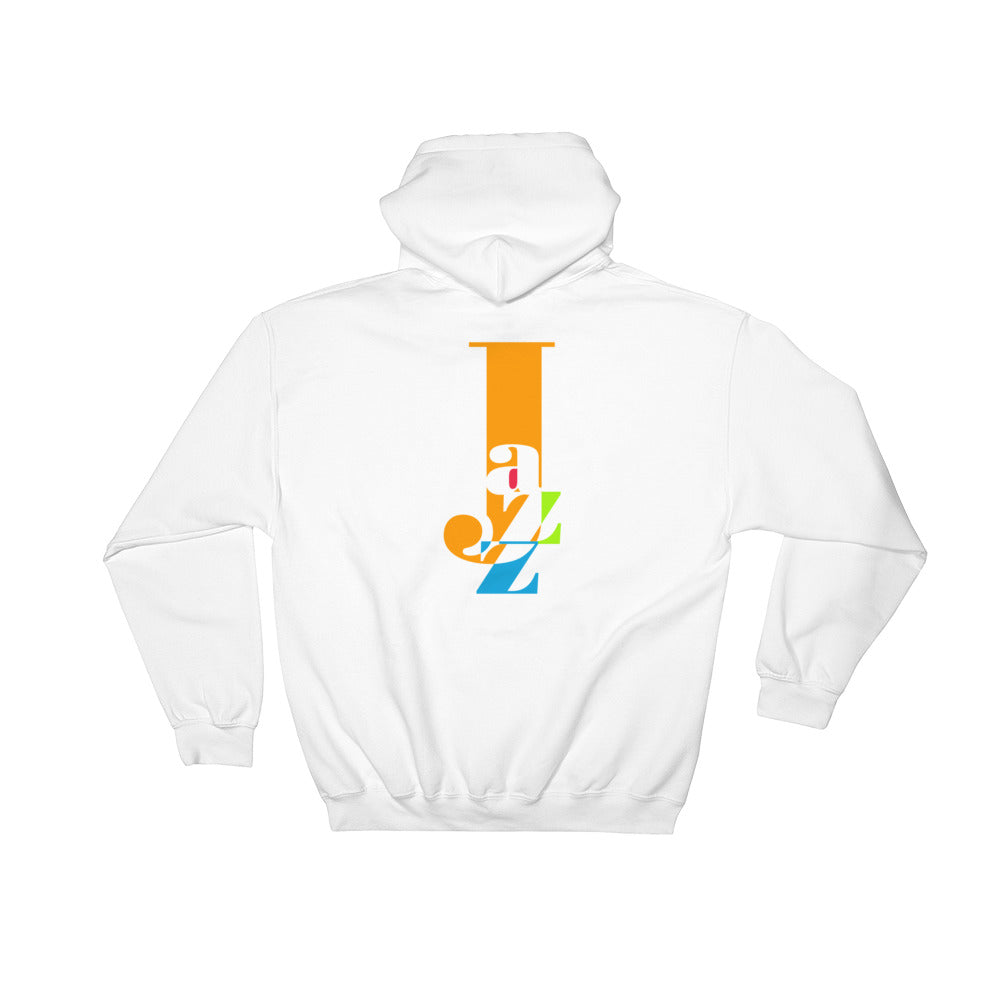 Jazz --Graphic Sweatshirt for the Music Lover