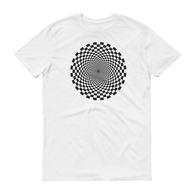 Concentric (black) Short-Sleeve T-Shirt