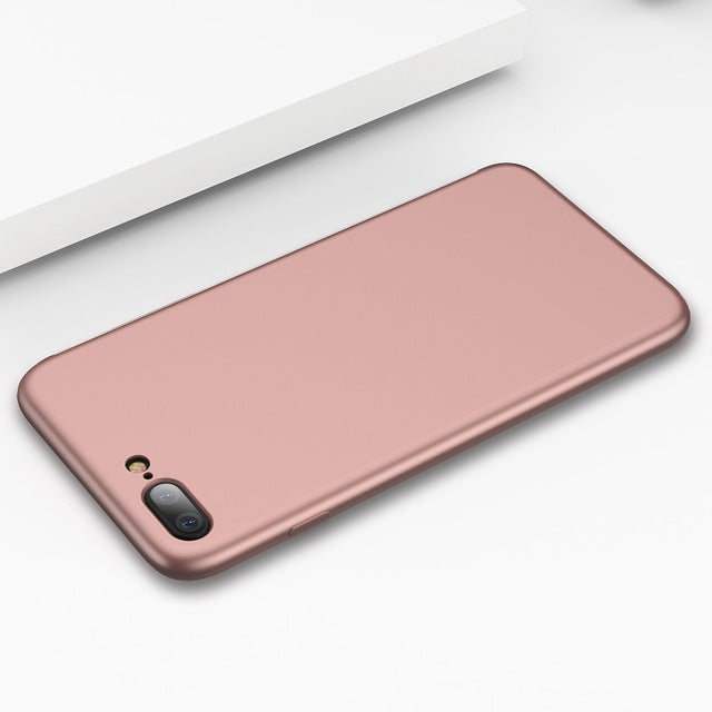 FLOVEME Luxury Flexible Silicon Case For iPhone