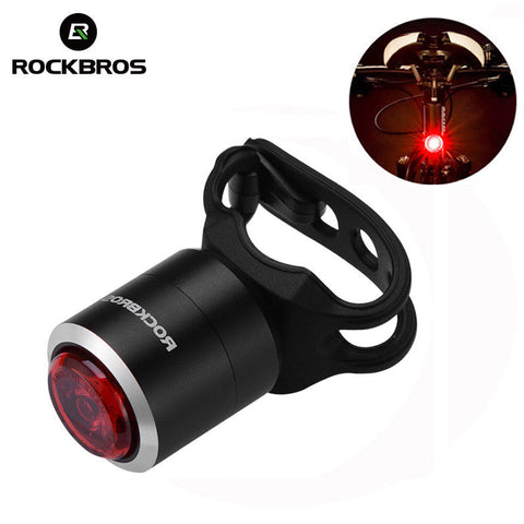 Outdoor Bicycle Bike LED Luminous Safety Night Running Shoe Clips Cycling Sports Warning Lamp Safety Light