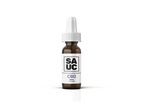 CBD Vape Additive - SAUC