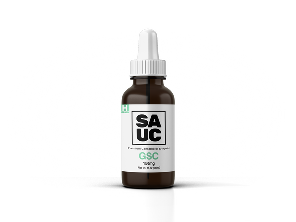 CBD E-liquid - Girl Scout Cookies - SAUC
