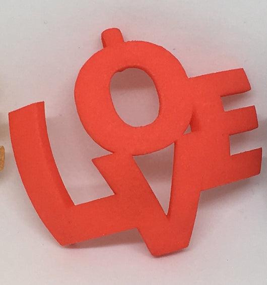 LOVE Pendant - Artisan Series