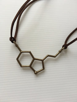 BioChem Serotonin Bronze Colored Steel