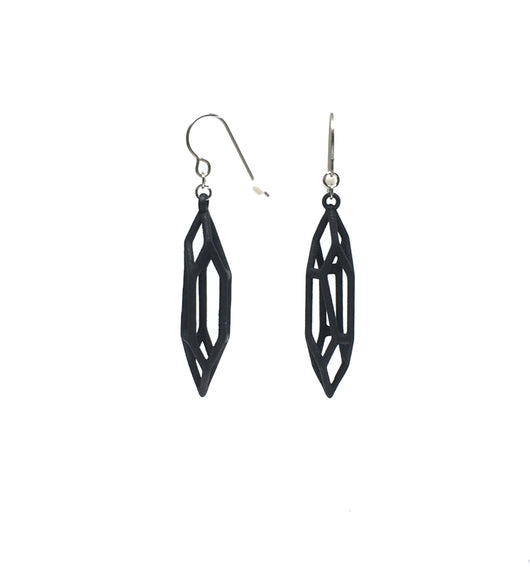 Mystic Earrings (Second Chapter) - Black