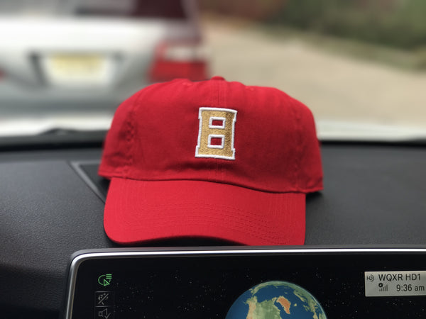Endless Dream Gold Dad Hat