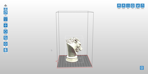 The easy and fast way to add support for printing on Moai – Peopoly