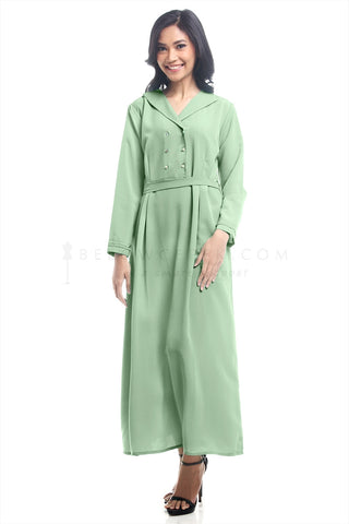 Dress Cynda Hijau