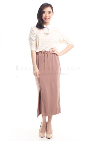 Blus Juliet Cream