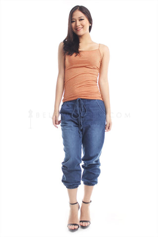 Top  Belcia Orange