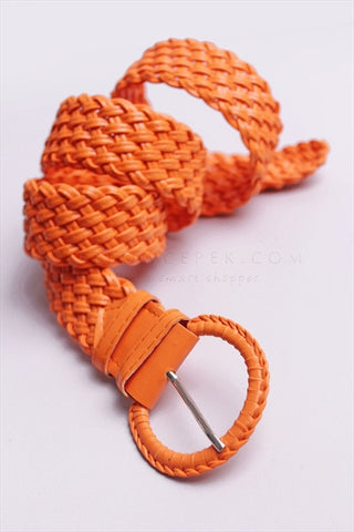 Belt Tika Orange