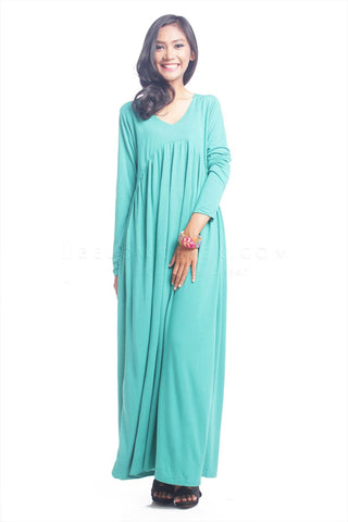 Dress Neva Hijau