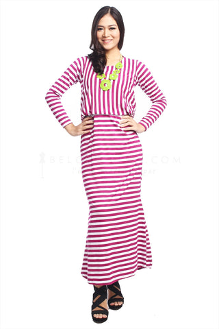 Dress Barbra Fuchsia