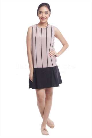 Dress Madeliane Grey