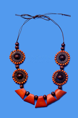 Kalung Abby Orange