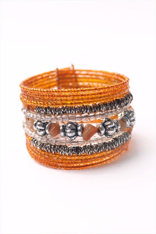 Gelang Niluh Orange