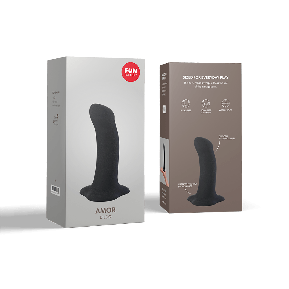 Amore Dildo by Fun Factory