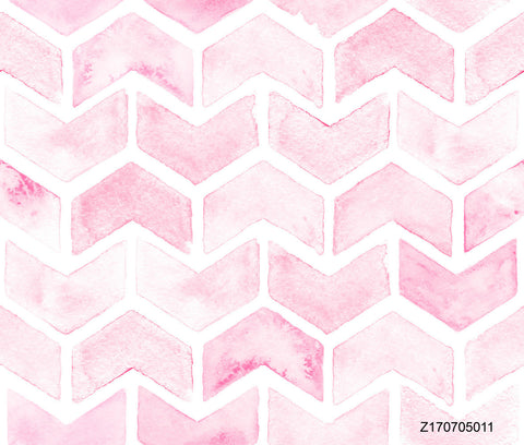 PHSFUBEL Seamless Wrinkle-Free Washable Pink Background Cute Backdrop Wedding Backdrop