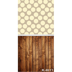 PHSFUBEL Silk Like Upgraded Material Wood flooring Backdrops Brown Backdrop Background For Photos