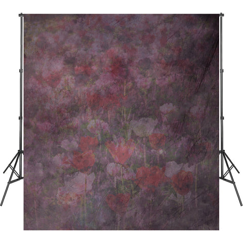 Photoshoot Backdrops Abstract Flowers Vintage Photography Backgrounds Vinyl Polyester Wallpapers
